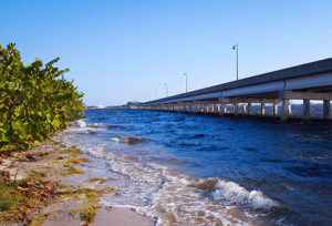 Bridge in Punta Gorda FL